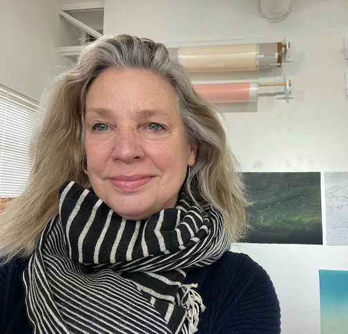 Susan Goethel Campbell is the Grand Marais Art Colony's Instagram Takeover  Artist on Thursday and Friday.