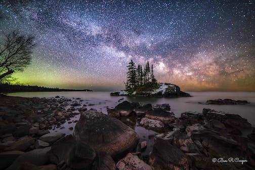 Milky Way by Ben Cooper.