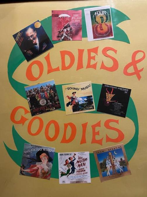 Oldies and Goodies is the theme of the Grand Marais Garden Club's annual flower show. It will be held at the Cook County Community Center from noon to 4 p.m. on Saturday.