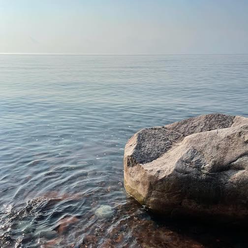 Lake Superior by Kristofer Bowman.