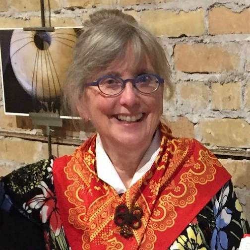 Karen Keenan will demonstrate how to make Swedish hair jewelry on campus at North House Folk School from 10 a.m. to 4 p.m. Thursday through Sunday.
