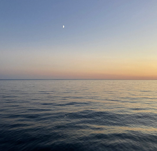 There is nothing better than sailing on Lake Superior by Amy Freeman.