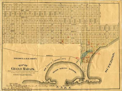 The Harbor History Tour starts at 1 p.m. outside the Cook County Historical Society. Free.