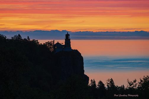 September Sunrise by Paul Sundberg.