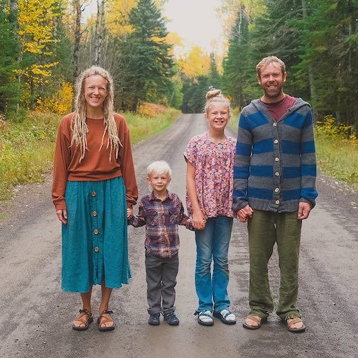 The Schmidt family is moving to a remote island in Panama to work in a small-scale agricultural settlement.