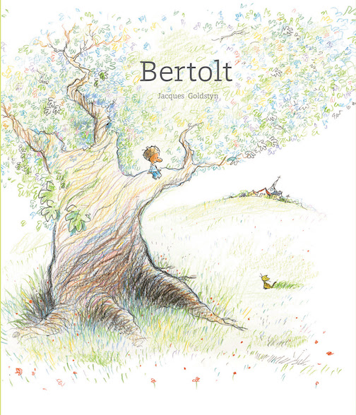 Bertolt: An Uncommonly Tender Illustrated Story about Love, Loss, the Life-Saving Power of Trees, and Learning How to Savor Unlonely Solitude. The book is discussed with illustration in Brainpickings. Read it here and see the story.