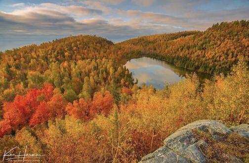 North Shore Highlands by Ken Harmon.